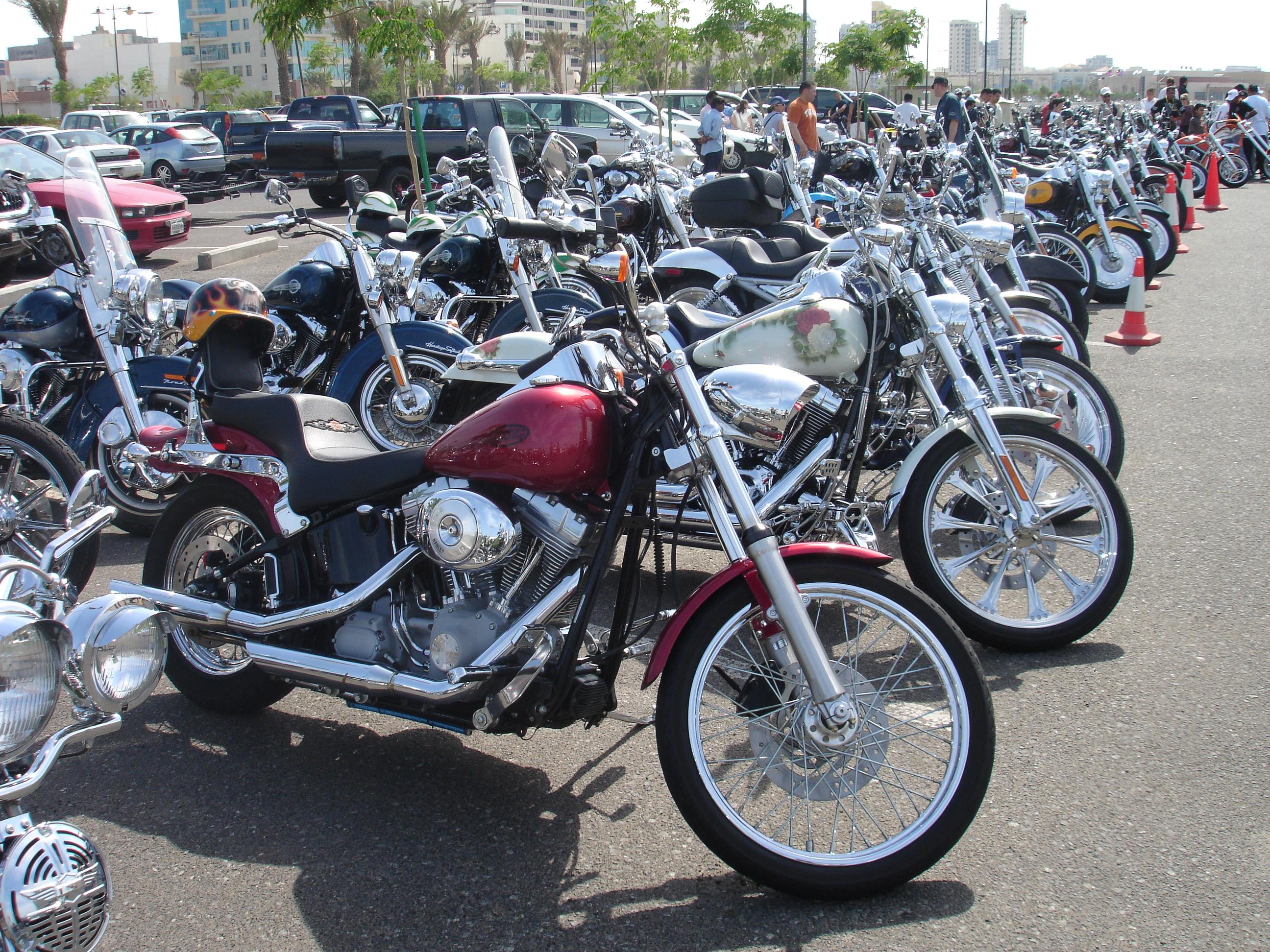 バイクの聖地